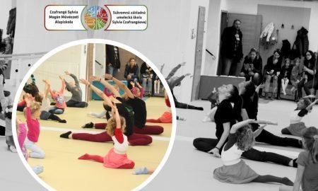 Szia Komárom - Legyél Te is művész! – felvételt hirdet a Czafrangó Sylvia Magán Művészeti Alapiskola