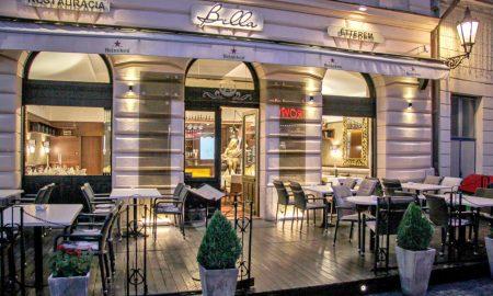 Szia Komárom - Terasszal, zenével és koktélokkal készül a nyárra a bővítés utáni Bella étterem
