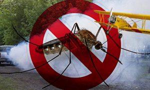 Szia Komárom - Légi szúnyoggyérítés és megduplázott pénzkeret