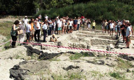 Szia Komárom - Nyílt nappal várnak az ásatások