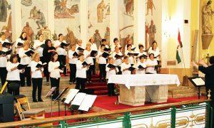 Szia Komárom - Az ének iskolája