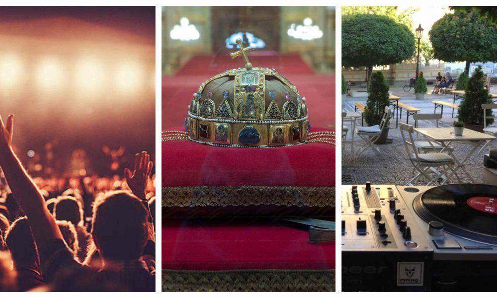 Szia Komárom - Fesztiválok régiószerte; zenés bulik és megemlékezések városunkban