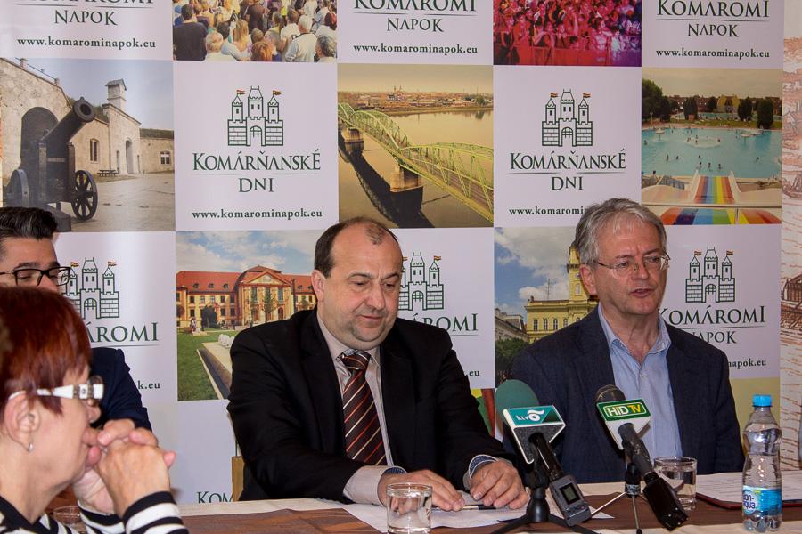 Dr. Molnár Attila és Ing. Stubendek László
