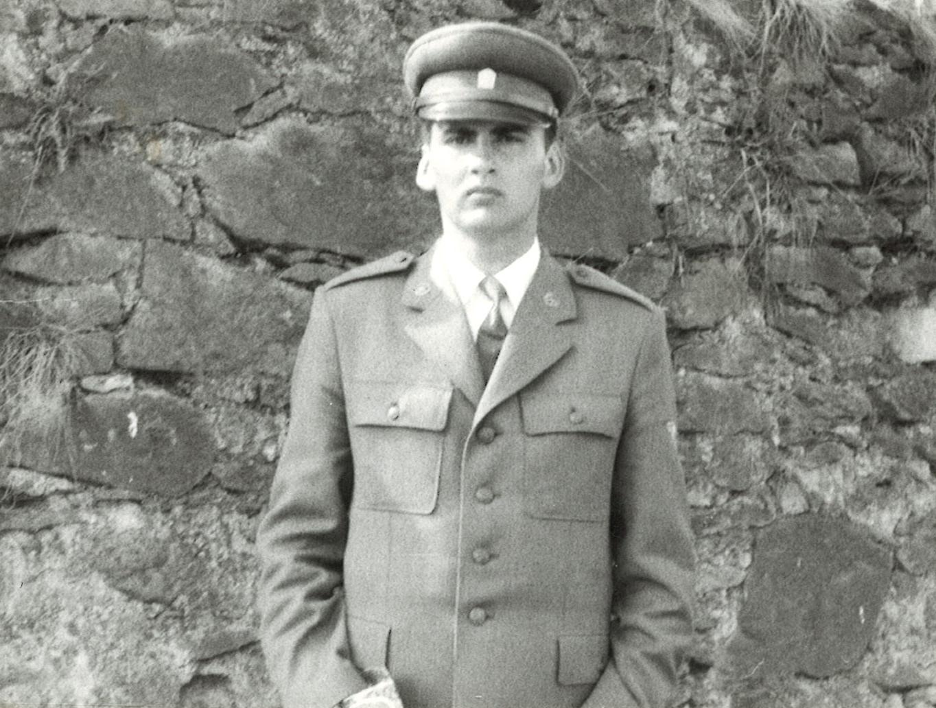 Első hónap a katonaságon