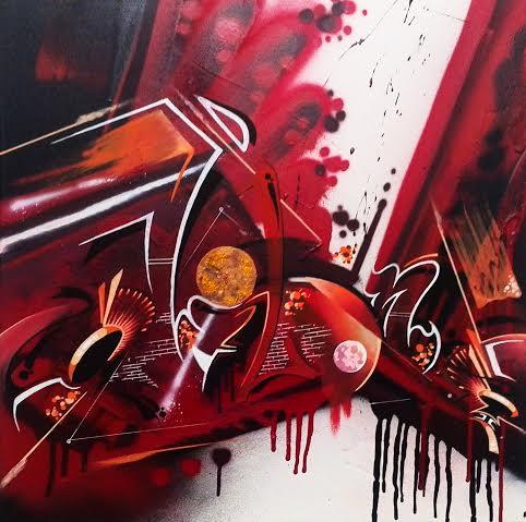 Egy festménye
